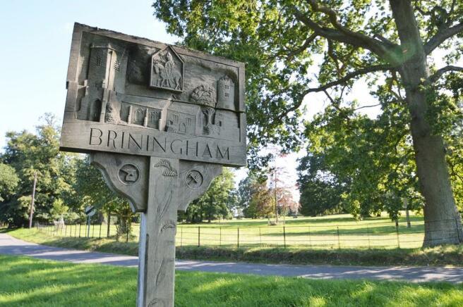 Briningham Villag...