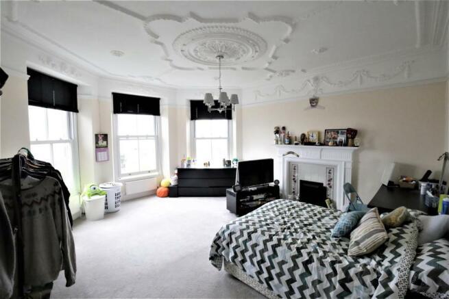 Living Room / Master Bedroom