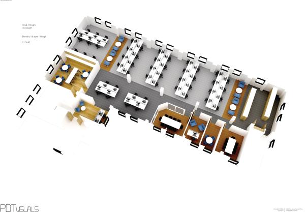 Highbank Space Plan