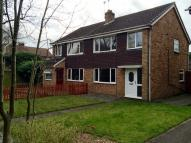 3 bed semi detached property in Bewick Walk, Knutsford...