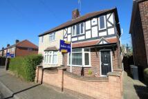 semi detached home in Devonshire Drive...
