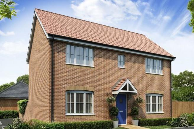The Roostings New Homes Development By Ashwood Homes