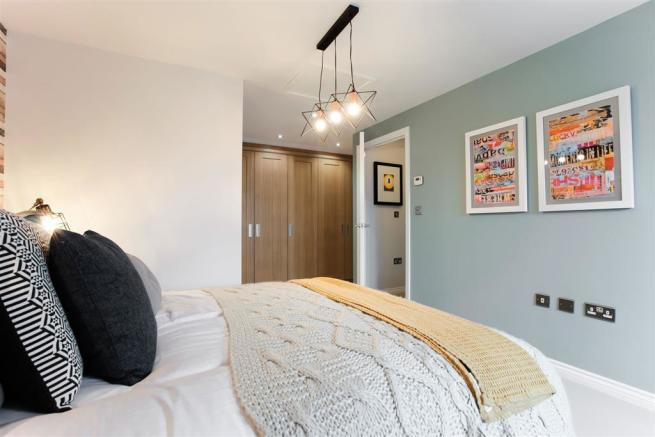 Image from Alton Show Home at Sadlers View