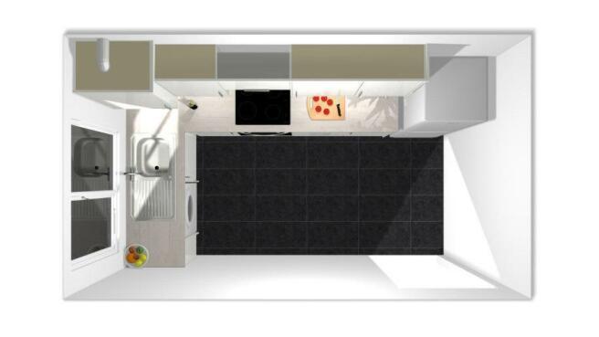 Kitchen plan 2