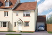 3 bed new home for sale in Courtenay Grange...