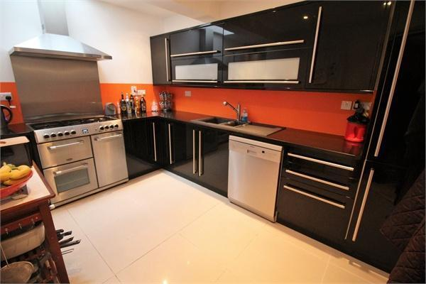 Refiited Kitchen