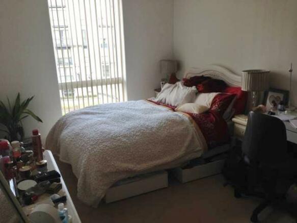 bedroom furnished
