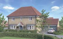 4 bed new property for sale in Runwell Road, Runwell...
