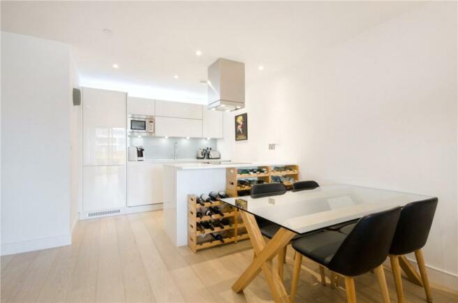 E1: Kitchen/Diner