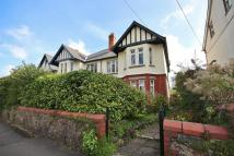 semi detached house for sale in Cardiff Road, Taffs Well...