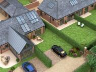 new development for sale in School Lane, Henbury...