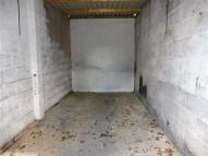 Garage to rent in St Christophers Road...