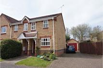 2 bed End of Terrace house in Morton Close, Ely...