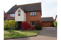 4 bed Detached home in Merlin Drive, Sandy...