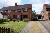 4 bed semi detached property for sale in Balsham Road, Linton...