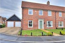 semi detached property for sale in Cornfield Road...