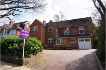 Detached property in Wychall Lane...