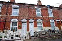 Terraced house in Lamcote Street, Meadows...