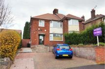 Hall Lane semi detached property for sale