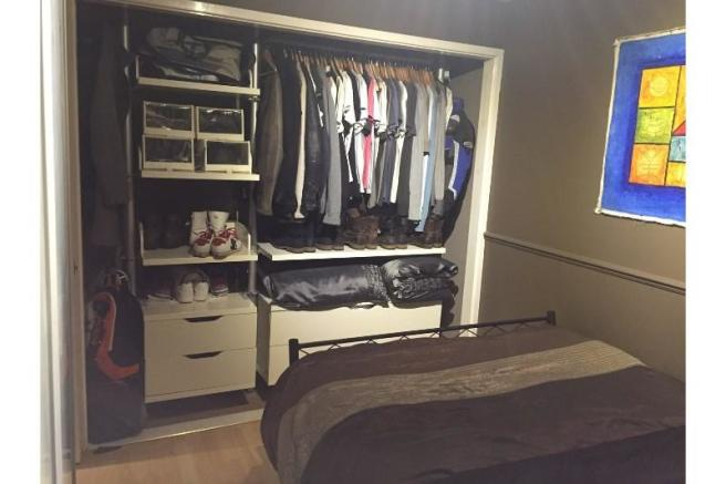 Dressing Room/ Bed 2