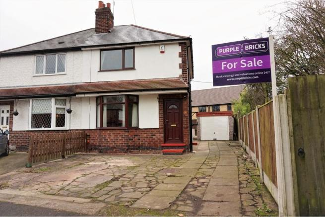 3 bedroom semi detached house for sale in doncaster avenue