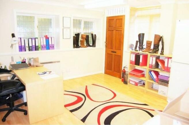 Annex Reception Room