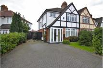 3 bed semi detached home in Allerford Road, London...