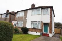 3 bed semi detached house for sale in Millwood Road, Orpington...