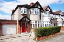 Terraced house in Cornwall Road, Ruislip...
