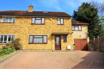 semi detached house in Henfield Close, Bexley...