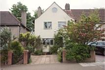 semi detached home in Salters Hill...
