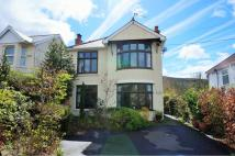 Detached house for sale in Swansea Road, Trebanos...