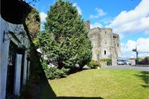 Detached home in Castle Road, Kidwelly...