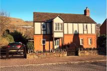 4 bed Detached house for sale in The Boulevard, Ebbw Vale...