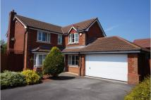 Detached house for sale in Dyserth Road, Rhyl...