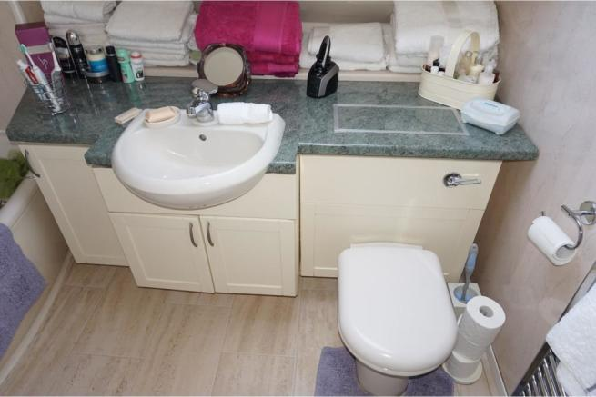 Jack & Jill Bathroom