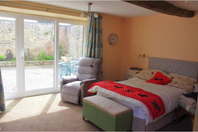 Annexe Bedroom One