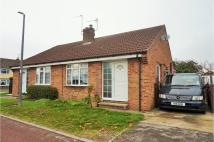 2 bed Semi-Detached Bungalow in St. Oswalds Close, York...