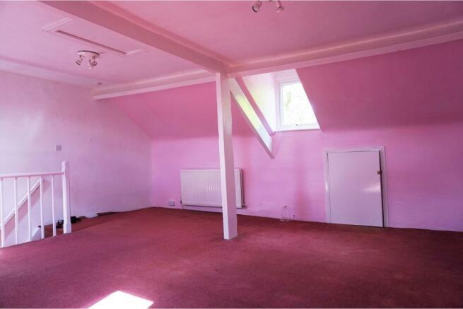 Attic Room  Four