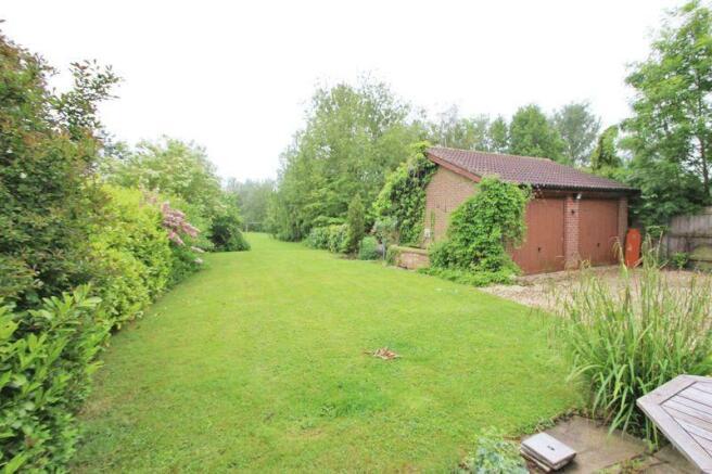 Rear garden 6