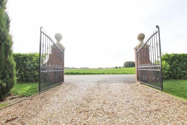 Through gates