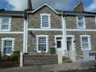 2 bedroom Terraced home to rent in Woodville Road, Torquay...