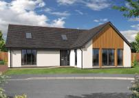 4 bed new house in Whiterow Drive, Forres...