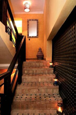 Elegent stairs