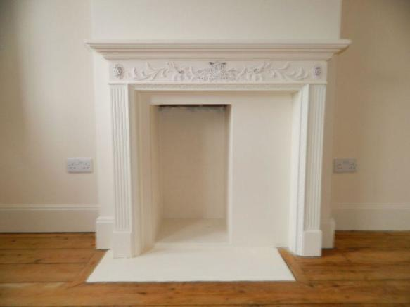 Fireplace to B...