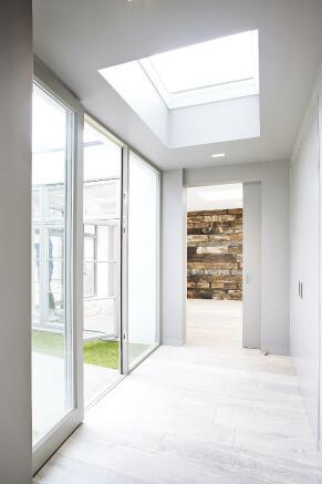Hallway Skylight