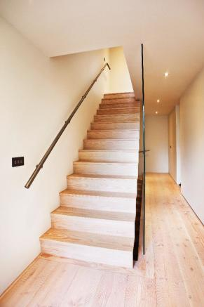 Douglas Fir Stairs