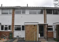 Terraced house in Franklin Avenue, Tadley...