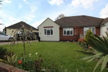Semi-Detached Bungalow in Blundell Avenue, Horley