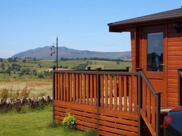 2 bedroom log cabin for sale in lodge 26 penrith ca11 for 2 bed log cabins for sale
